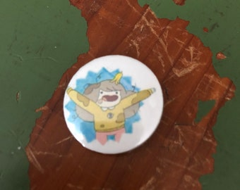 Bee and Puppycat Trash Bee pin
