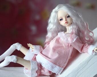 Vintage sleepwear for Doll Chateau KID or similar MSD BJD dolls