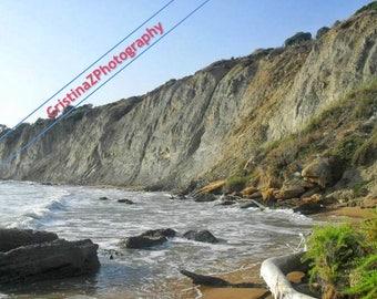 Beautiful Sicilian Cliffs