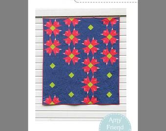 Garden Stroll Quilt Pattern