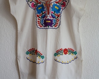 Summer mexican blouse (Size L)