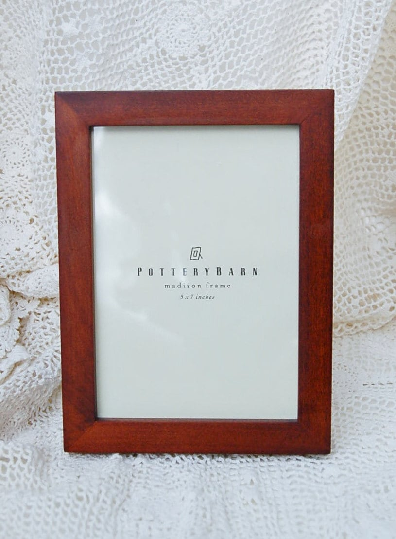 Pottery Barn Madison Frames Set of 2