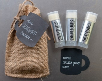 The Hangover Lip Balm Bundle - 3pack