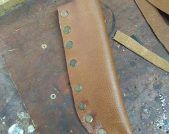 Recycled Leather Sheath