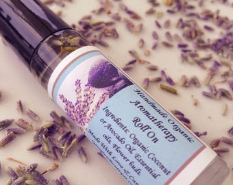 Aromatherapy Roll on/ Roller/Aromatherapy/10ML/Christmas gift/