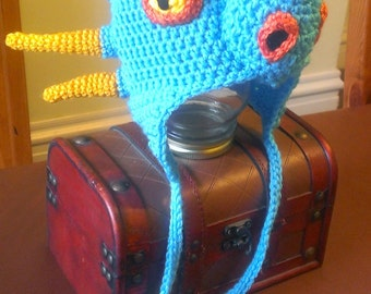 Dragon Hat inspired by Stormfly