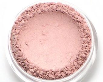 """Matte Light Pink Eyeshadow - """"Tulle"""" - Vegan Mineral Makeup"""