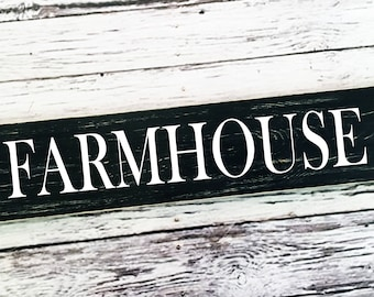 farmhouse | farmhouse sign | kitchen sign | painted sign | farmhouse decor | Wood Sign | home decor | Home sign | Style# HM232
