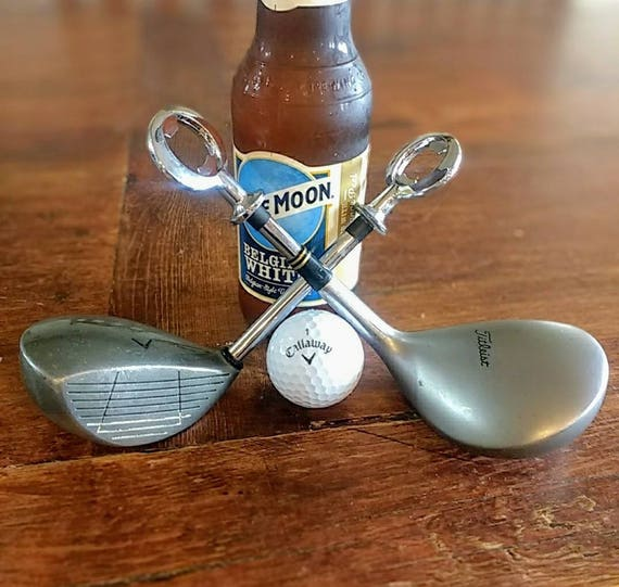 Golf Club Beer Bottle Opener