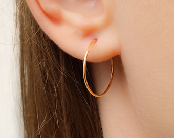 gold Silver hoop earings for womens earrings hoops gold hoop earings lightweight hoops Party Big Hoop Earrings R2Kyy