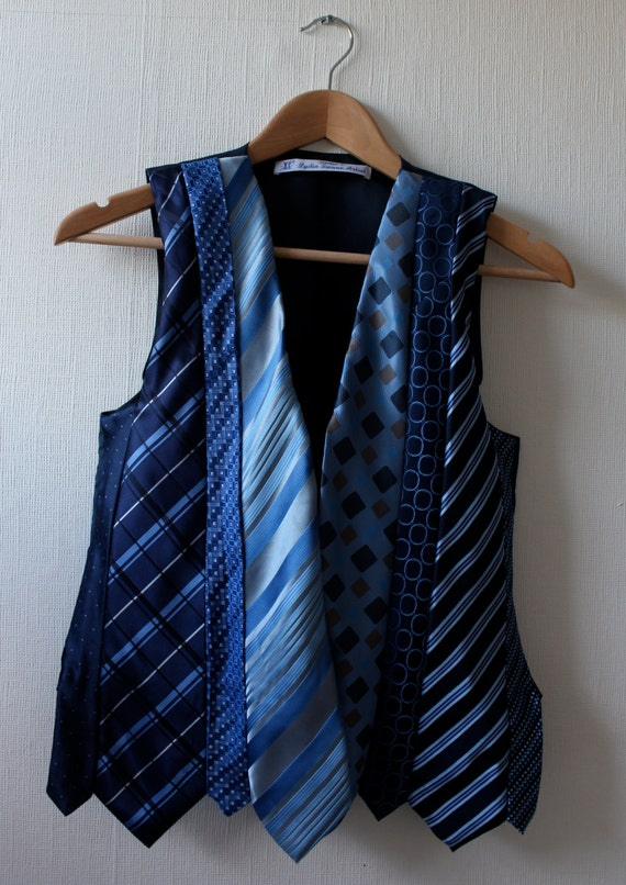Mens waistcoats - Upcycled - Multiple items on listing. tnl8iE