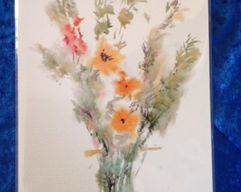 Orange Blossom Giclee Print