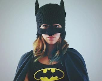 Batman inspirierten Mütze Maske