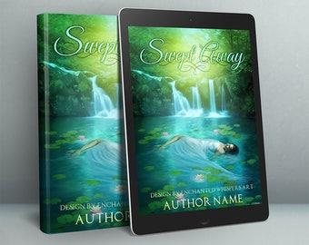 premade fantasy cover art design ebook or paperback