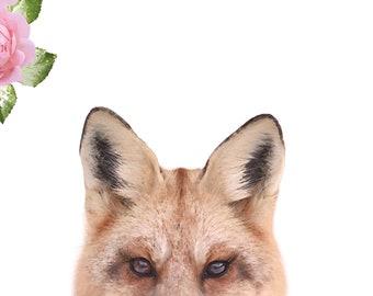 Fox Flower Trim