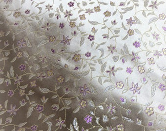 Chinese Brocade Fabric