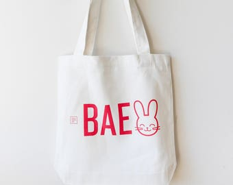 SAMPLE SALE // BAE Tote Bag