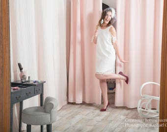 Wedding dress Praline