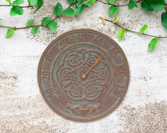 Celtic Knot Indoor/Outdoor Thermometer