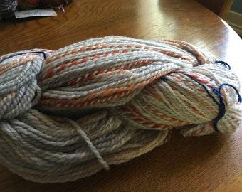 Handspun Polwarth Wool Yarn