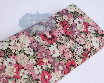 Vintage style pink Japanese fabric