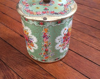 Vintage Holland Tin