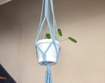For macrame plant hanger