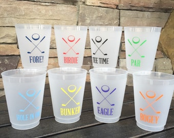 Frost Flex Golf Cups