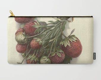 Strawberry - Medium pouch