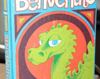 Benvenuto by Seymour Reit -- Addison Wesley / Weekly Reader Children's Book Club --  Dragon, New York, Juvenile