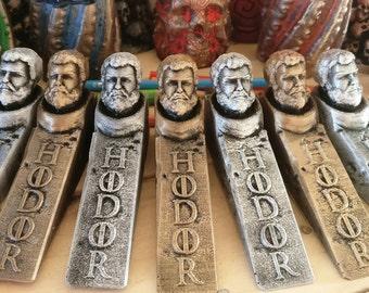 Hodor DoorStop / Door Stop 3D Printed / Hold The Door / Game Of Thrones / Hodor Door Stop