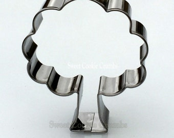 Mini Tree Cookie Cutter- Stainless Steel - FREE Shipping