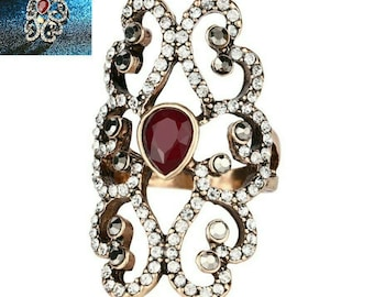 Turkish Resin Colorful Rings
