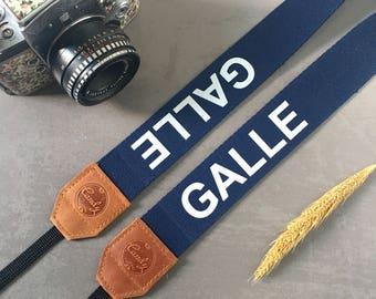 Personalzied camera Strap, Camera holder , Camera strap