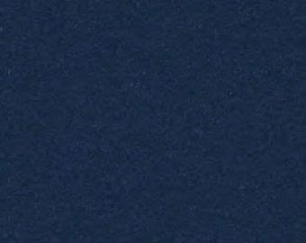 "18"" x 24"" Navy Blue Acrylic Felt FQ - equal to 4 Sheets Felt"