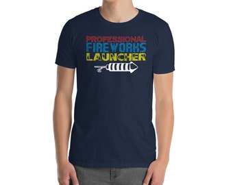 Fireworks Shirt - 4th of July Shirt- Independence Day- Fourth of July- Red White and Blue- Patriotic Shirt- Memorial Day- July 4th Gift