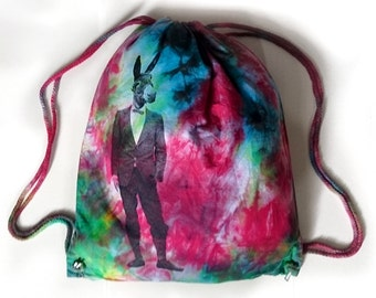 "dye bag ""Spacedonkey"""