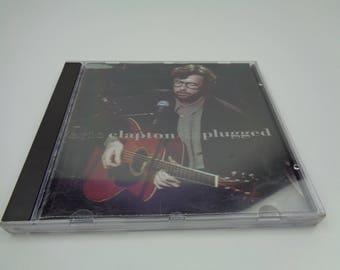 Eric Clapton Palette Knife Figure Of Musician Modern Wall