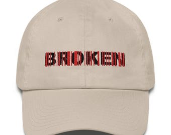 Broken Barcode 2.0 (Dad Hat)