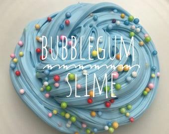 Tini Slime Shop Bubblegum Blue Slime