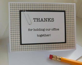 Administrative Professional Card - Administrative Assistant Card - Secretary Day Card - Administrative Professional's Day - remember him/her