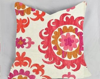 P. Kaufmann Stencil It - Throw pillow - Decorative cushion cover