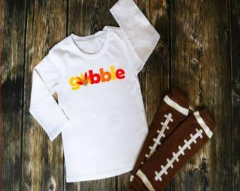 Thanksgiving Monogram Tshirt Personalized Turkey Wagon Youth Kid Child Unisex Cotton  t-shirt vinyl pumpkin spice fall autumn