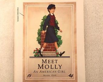 Vintage American Girl Book