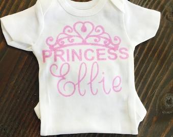Princess with custom name | Take home