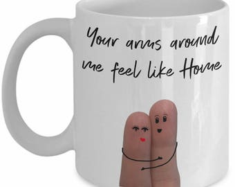 Jahrestagsgeschenk; Deine Arme um mich fühlen wie zu Hause;