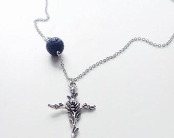 Essential oil diffuser necklace, diffuser jewelry, lava stone necklace, lava jewelry, oils necklace, oils jewelry, diffuse, stone, bead