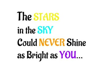 The Brightest You Are
