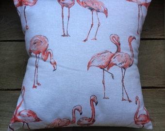 Flamingo Cushion / Pillow