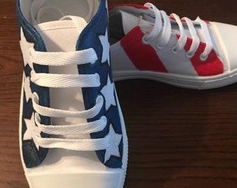 Stars n Stripes Shoes